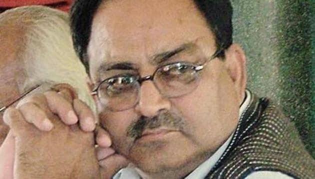 Bhopal gas tragedy activist Abdul Jabbar died of cardiac arrest in a hospital on Thursday.(Mujeeb Faruqui/HT Photo)