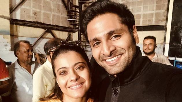 Vaibhav Tatwawaadi will be working with senior actor Kajol in Netflix's Tribhanga, produced by Ajay Devgn Films