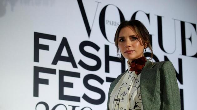 Designer Victoria Beckham attends the 4th edition of the Vogue Fashion Festival in Paris, France, November 15, 2019. REUTERS/Gonzalo Fuentes(REUTERS)