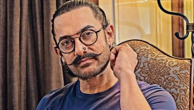 Aamir Khan will now be seen in and as Laal Singh Chaddha.