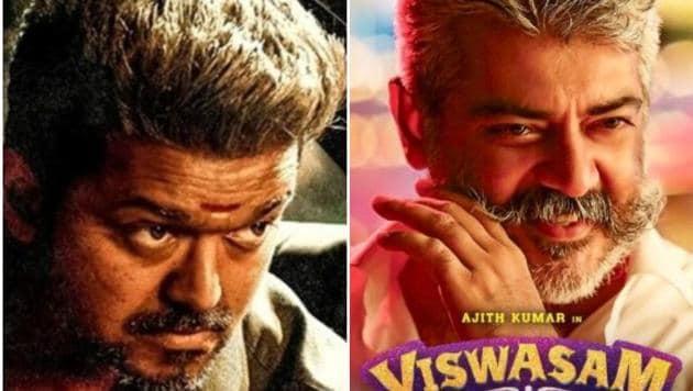 Bigil dethrones Viswasam to emerge as the highest grossing film in Tamil