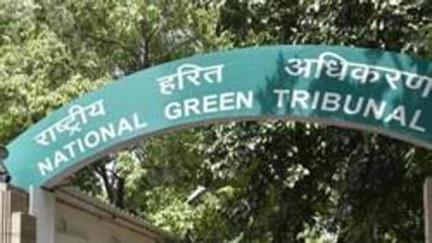 A bench headed by NGT Chairperson Justice Adarsh Kumar Goel held the UP government liable and slapped a penalty of Rs 10 crore on it.(Hindustan Times)