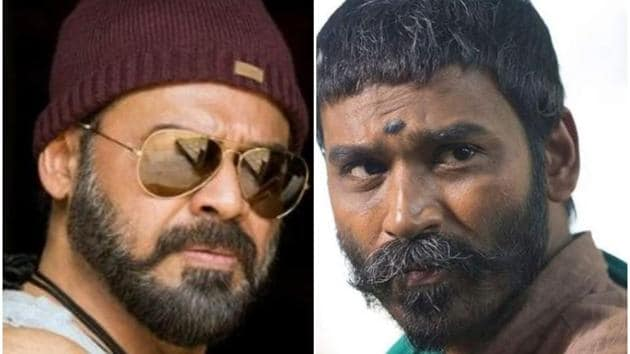Asuran starred Dhanush in a dual role of a father and son.