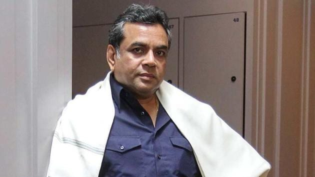 Paresh Rawal has shown support to the Muslim Sanskrit professor in BHU.
