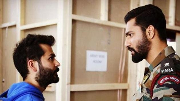 Vicky Kaushal and Aditya Dhar worked together in Uri: The Surgical Strike earlier this year.