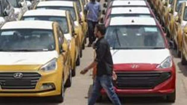 The scrappage policy for auto sector is under consideration of the government.