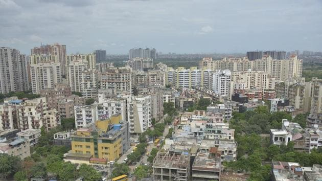 EDMC proposed an increase in property tax rates across almost the entire 759 residential colonies(HT Photo)