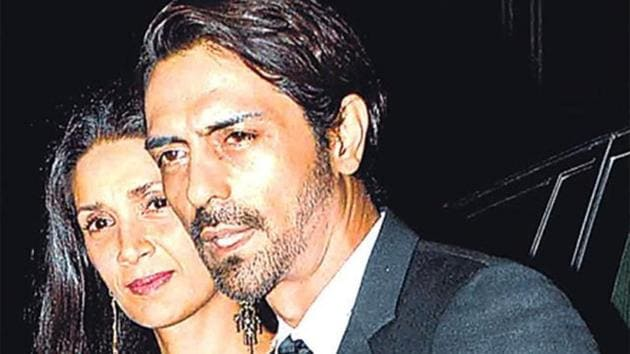 Arjun Rampal and Mehr end their 21 years of marriage as court granted divorce, six months after they applied for it.