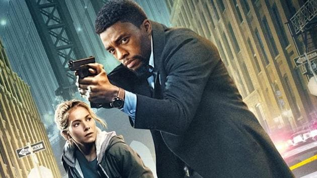 21 Bridges movie review: Chadwick Boseman and Sienna Miller star in the new thriller, produced by the Russo Brothers.