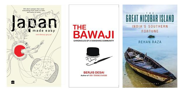 This week's list of recommended reads includes a book on the spectacular islands in the Bay of Bengal, another on Japan, and one on the Parsis.(HT Team)