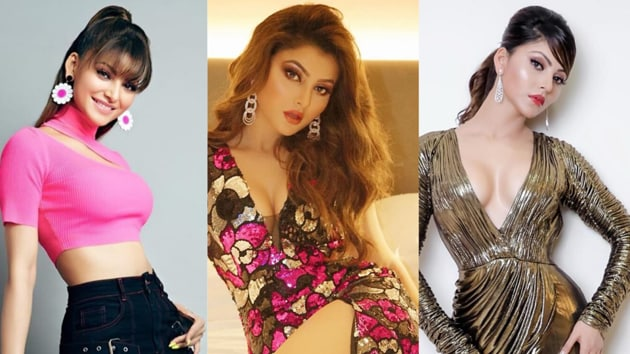 Urvashi's unique style caught our eye a while back, but it was when Taapsee Pannu resonated our emotion that we realised that we aren't the only ones who believe Urvashi has potential... if only she gets a new stylist!(Instagram)