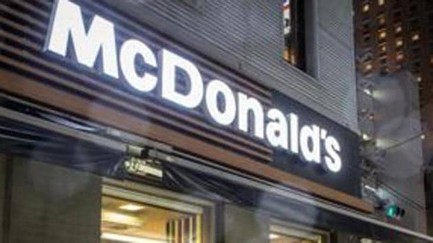 The Food Safety and Standards Authority of India (FSSAI) has issued a showcause notice to McDonald's(Getty Images)