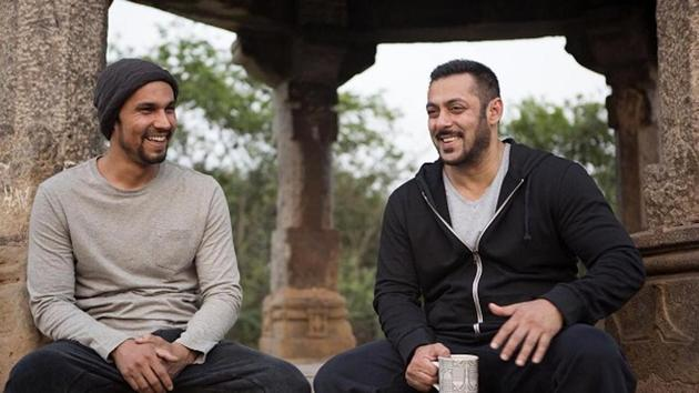 Actor Randeep Hooda has worked with actor Salman Khan in Sultan.