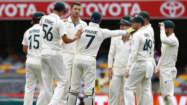 Australia went one up in their two-Test series against Pakistan(AP)