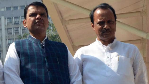 After a hearing that lasted barely 30 minutes on Sunday, the three judges had ordered the government to produce the letter submitted by Devendra Fadnavis to stake claim and the governor's order.(HT Photo)