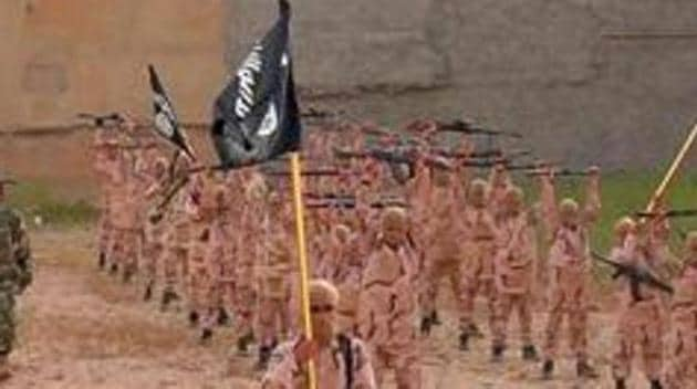 Among those who surrendered were Islamic State fighters and members of their families.(AP File / Photo used for representational purpose only)