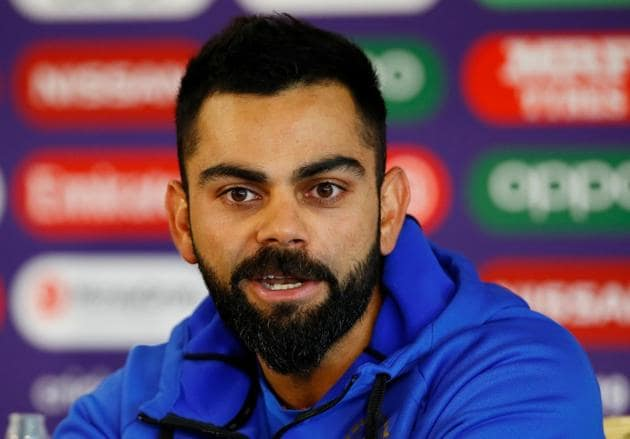 File image of Virat Kohli.(Reuters)