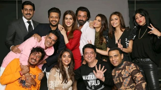 Sajid Nadiadwala is planning to make Housefull 5 on a large scale, with actors from all the previous installments.