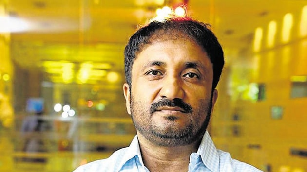 Super 30 founder and mathematician Anand Kumar(HT File)