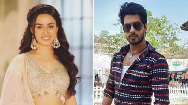 Sargun Kaur and Abrar Qazi have appeared in TV shows, namely Tantra and Gathbandhan. Abrar had a brief role in Laila Majnu as well.(Instagram)