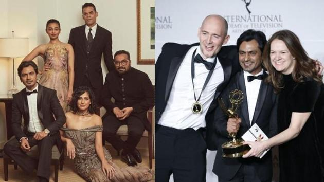 International Emmy Awards 2019: India may not have won but the Indian contingent made the most of the evening.