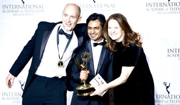 Nawazuddin Siddiqui was elated that McMafia was the International Emmy winner for Drama Series.