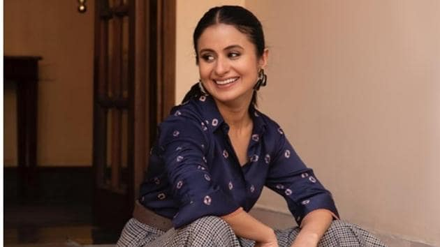 Rasika Dugal plays the lead protagonist in Out of Love.