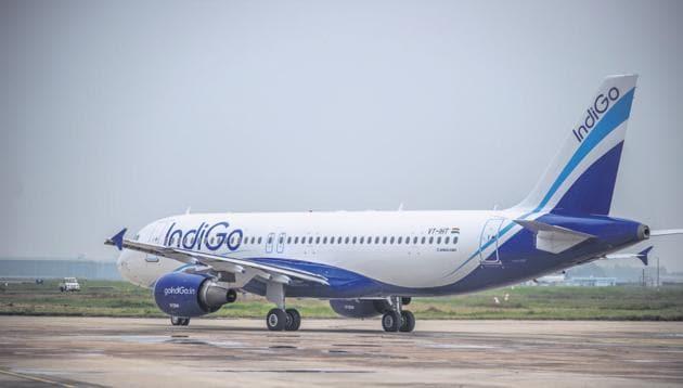 IndiGo has 98 A320Neo family aircraft, comprising 91 A320Neos and seven A321Neos(Pradeep Gaur/Mint)