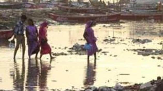 One of the flagship projects of the Narendra Modi government is the cleaning of river Ganga. After coming to power in 2014, it set up the National Mission for Cleaning Ganga and launched the Namami Gange programme (2015) with a budget outlay of Rs 20,000 crore.(HT PHOTO)