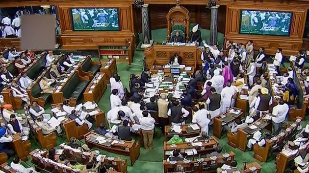 The government on Monday introduced in the Lok Sabha, the SPG (Amendment) Act 2019, limiting the security cover of former Prime Ministers and their families.(PTI)
