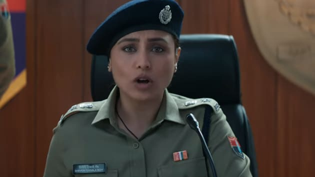 Rani Mukerji will don the khaki for her role in Mardaani 2.