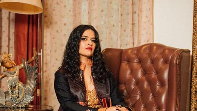 Sona Mohapatra has asked her followers not to get cynical about the future.