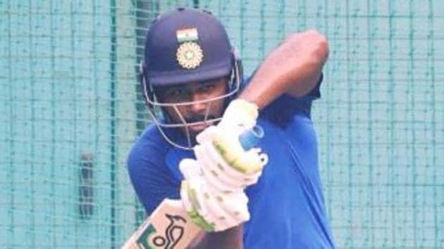 File image of India cricketer Sanju Samson.(Sanju Samson/ Twitter)