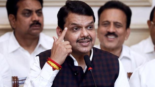 Bharatiya Janata Party (BJP) leader Devendra Fadnavis(Reuters image)