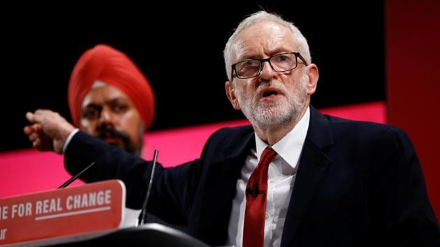 "Labour leader Jeremy Corbyn's idea of the new 'Emancipation Education Trust' is aimed at educating future generations in Britain about slavery and the struggle for emancipation, besides the ""role and legacy"" of the British empire and colonisation.(REUTERS)"