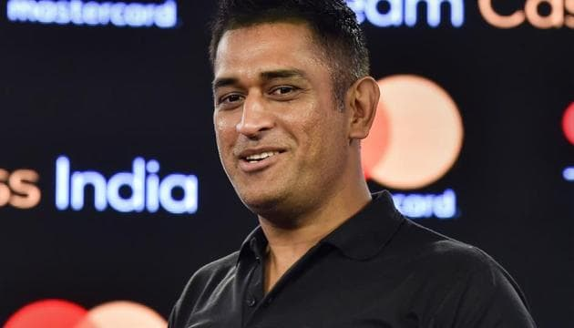File image of MS Dhoni(PTI)