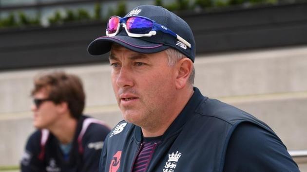 England head coach Chris Silverwood(REUTERS)