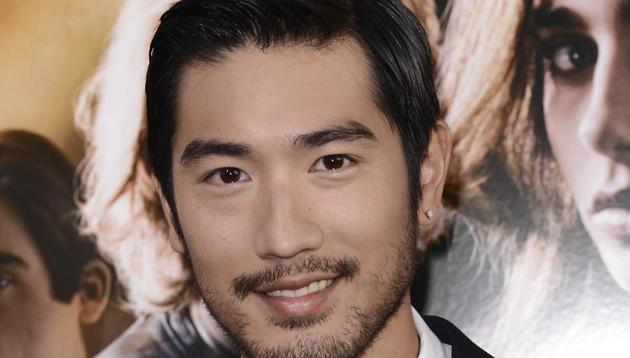 In this August 12, 2013, file photo, actor Godfrey Gao arrives at the world premiere of The Mortal Instruments: City of Bones at the ArcLight Cinerama Dome in Los Angeles.(Dan Steinberg/Invision/AP)