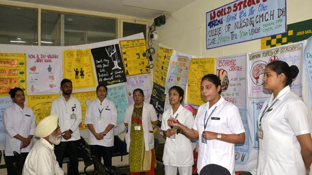 A total of 350 additional seats have been approved for the MBBS course at seven medical colleges in Rajasthan, an official statement said on Tuesday.(HT file)