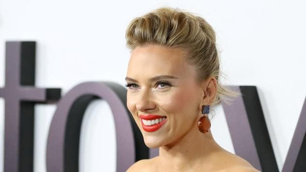US actress Scarlett Johansson attends the premiere of Netflix's Marriage Story.(AFP)
