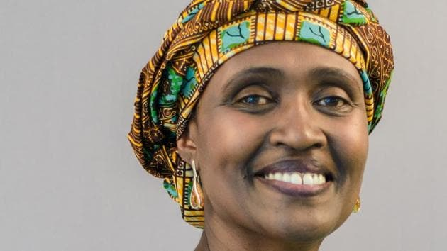 Winnie Byanyima, Executive Director of Oxfam International, 2014. Photographed by Alex Baker Photography.