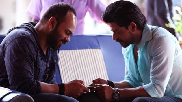 Rohit Shetty and Shah Rukh Khan have worked in Chennai Express and Dilwale together.