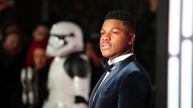 John Boyega will return as Finn in Star Wars: Rise of Skywalker.(REUTERS)