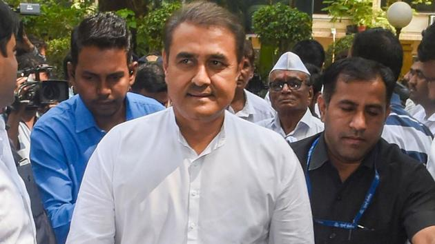 NCP leader Praful Patel said the expansion of the cabinet will take place after the Thackeray government proves its majority on the floor of the house.(PTI)
