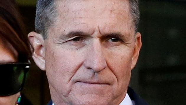Former US national security adviser Michael Flynn.(Reuters image)