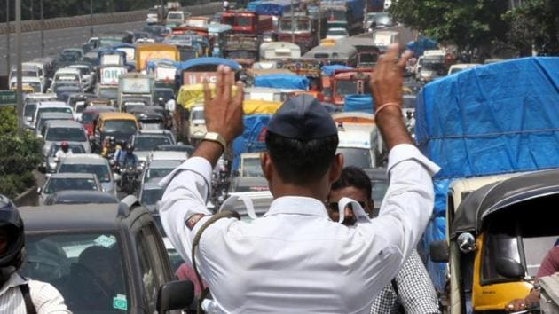 Government is focusing on promoting awareness on road safety among school and college students. (Representational image)(HT file)