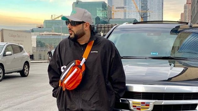 Badshah said that his parents did not initially understand his decision to become a rapper either.