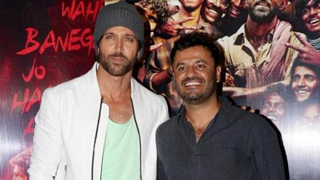 Vikas Bahl directed Hrithik Roshan in Super 30, which released this year.