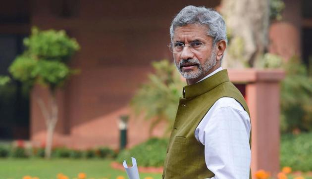 Jaishankar was replying to a query from Vijila Sathyananth (AIADMK) on India's entry into the UNSC as a permanent member.(PTI)