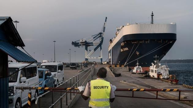 Sri Lanka's new government led by President Gotabaya Rajapaksa wants to undo the previous regime's move to lease the southern port of Hambantota to a Chinese venture, citing national interest.(NYT Photo)